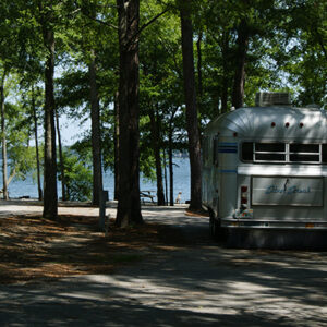 Lake Greenwood Camping