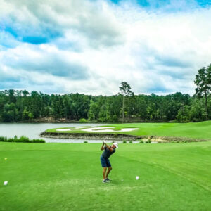 Old 96 Golf Course Savannah Lakes