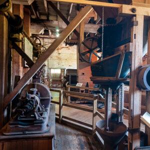 Dorn Grist Mill