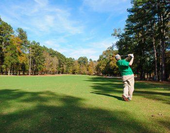 Hickory Knob State Park Golf