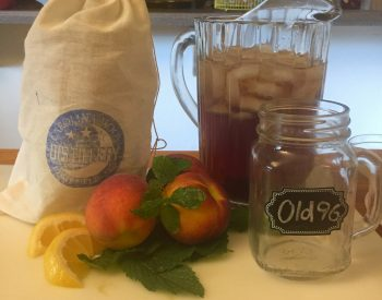 Peachy Moonshine Tea