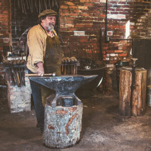 Village Blacksmith 1