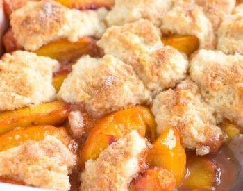 peach casserole