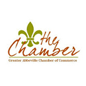 Abbeville Chamber of Commerce logo