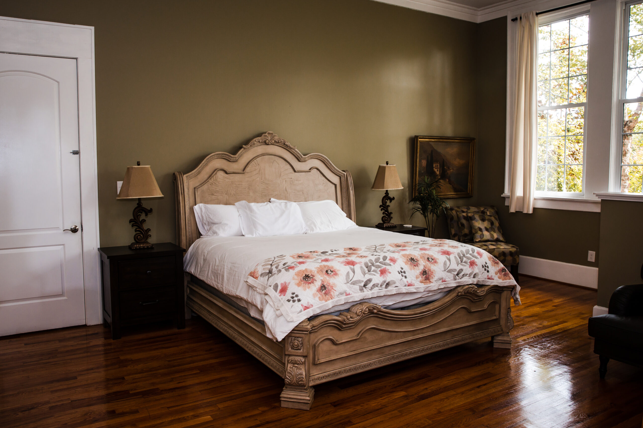 abbeville package sharon manor interior