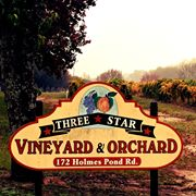 Three Star Vineyard Orchard