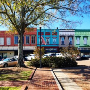 Downtown photo of Abbeville