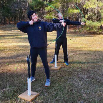 Archery at Hickory Knob State Resort Park