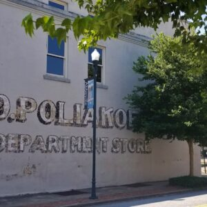 D. Poliakoff Department Store